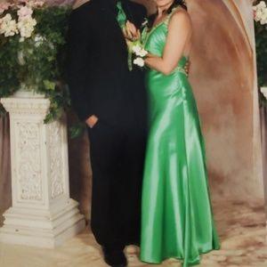 Dresses & Skirts - Light green formal dress